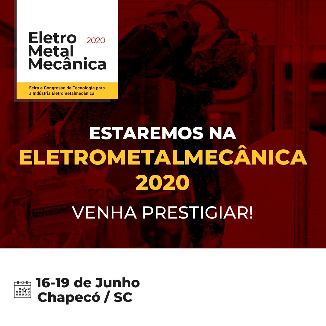 Posto Rede Sociais 2 - eletrometalmecanica